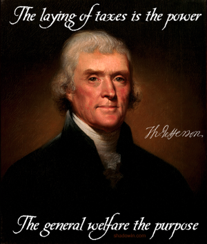 The Purpose of Taxes